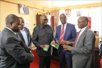 COUNTY RECEIVES SH 110MILLION TO STRENGHTEN BANANA VALUE CHAIN